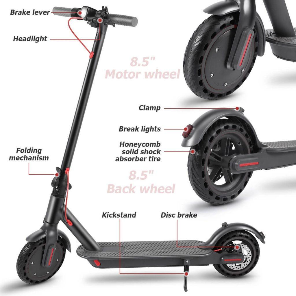 iEZway PRO Electric Scooter M365 Pro 350W