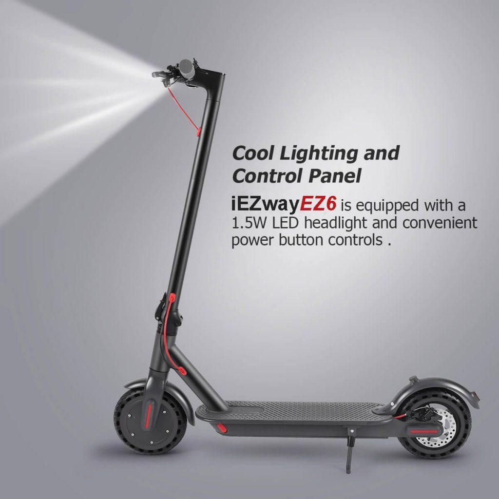 iEZway PRO Electric Scooter M365 Pro 350W Dual Brake App LCD