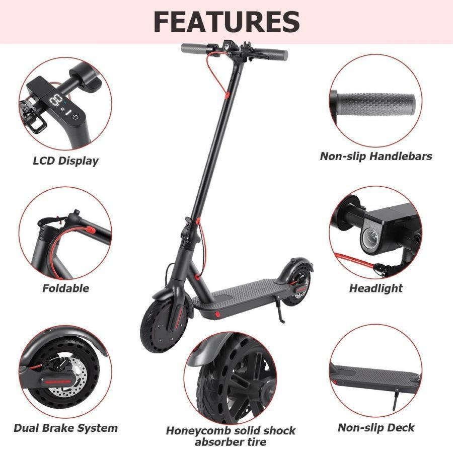 best electric scooter feature