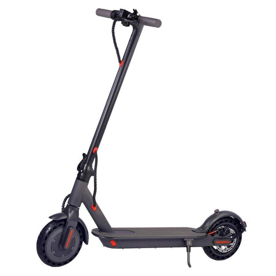 iEZway PRO Electric Scooter M365 Pro 350W Dual Brake App LCD Display Waterproof Foldable Electric Scooter