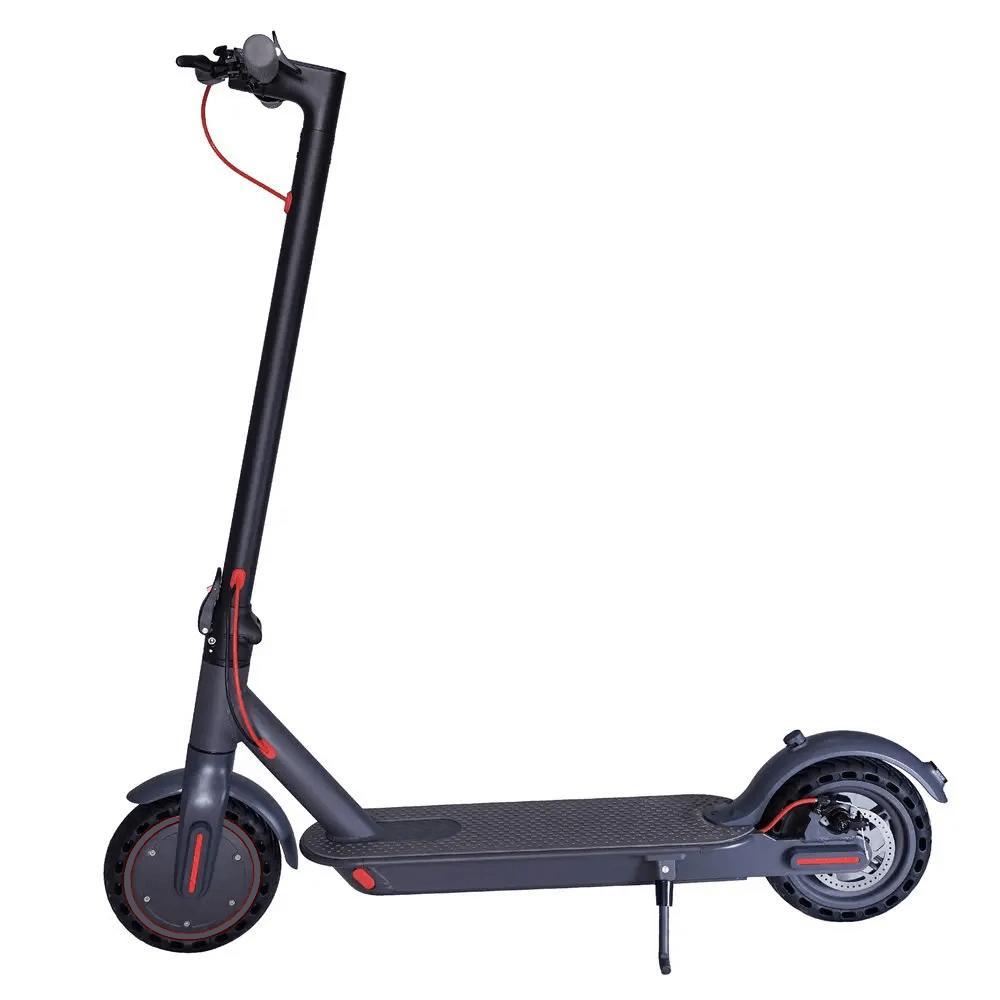 Intermediate scooter