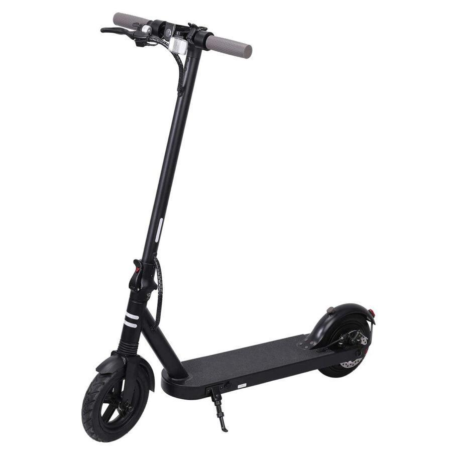 iEZway Electric Scooter EZ8 350W Dual Brake LCD Display Waterproof Foldable Electric Scooter