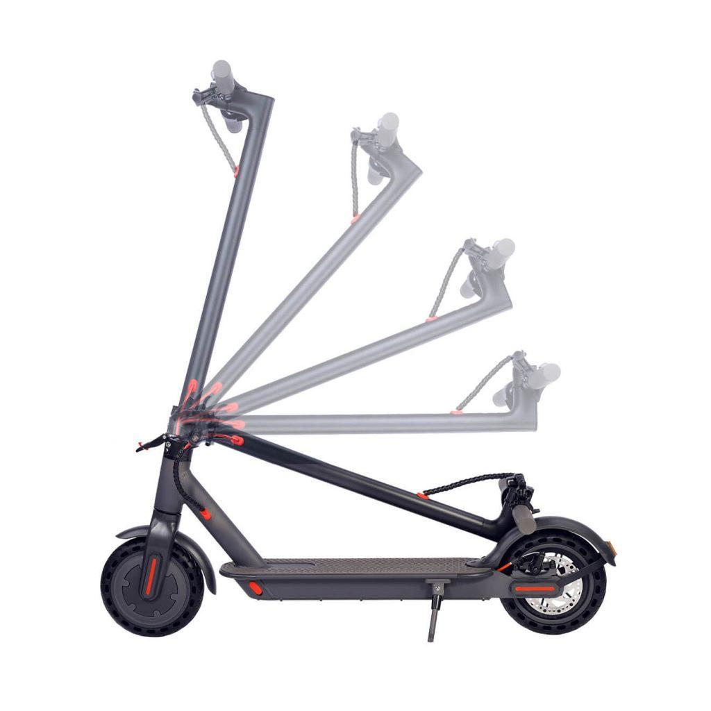 Electric scooter repair methods