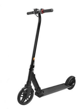 iEZway Mini Electric Scooter 350W Dual Brake App LCD Display Waterproof Foldable Electric Scooter
