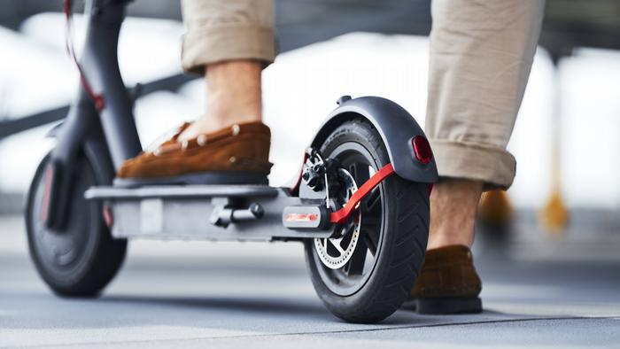 iEZway Electric Scooter
